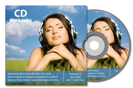 cd audio buka aura